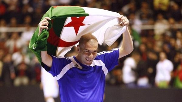 زيدان يقدم يد العون بمبلغ مالي كبير لضحايا بلده الأم الجزائر