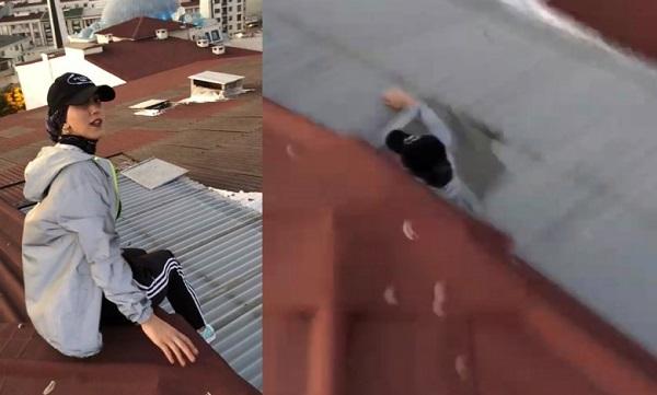 """نهاية مأساوية لشابة تركية كانت تصور فيديو لنشره على """"تيك توك"""""""