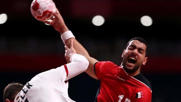 موعد مباراة مصر و فرنسا في نصف نهائي أولمبياد طوكيو لكرة اليد