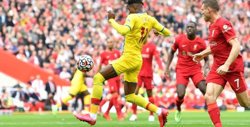 صلاح يقود ليفربول للفوز على كريستال وصدارة ترتيب الدوري الإنجليزي